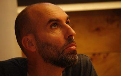 David Baute, jurado de la Espiga Verde de la Seminci