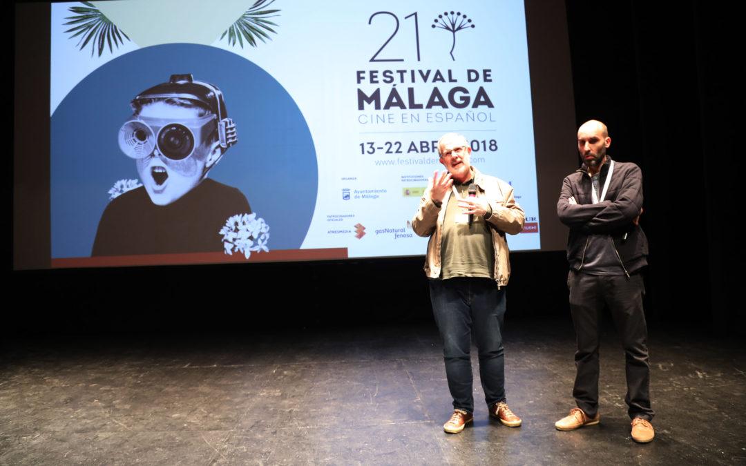 David Baute estrena 'Milagros' en el Festival de Málaga