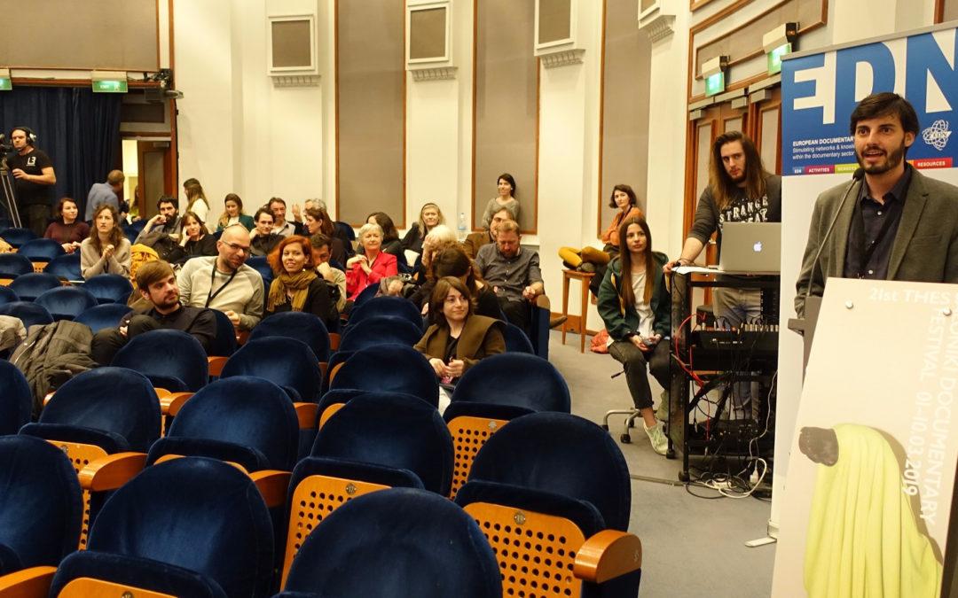 'Éxodo climático', entre los 20 documentales europeos del mercado del festival de cine de Thessaloniki